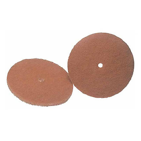 Koblenz 6'' Cleaning Pads - Tan