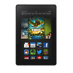 "Amazon Kindle Fire HD Wi-Fi Tablet, 7"" Screen, 1GB Memory, 8GB Storage, Android"