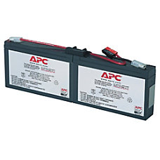 APC Replacement Battery Cartridge 18 Maintenance