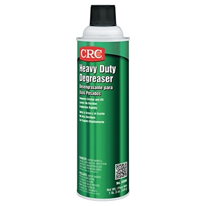 Heavy Duty Degreaser >> Crc Heavy Duty Degreaser 20 Oz Aerosol Can Clear Pack Of 12 Cans Item 726107