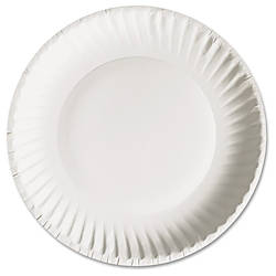 AJM Green Label 6 Paper Plates