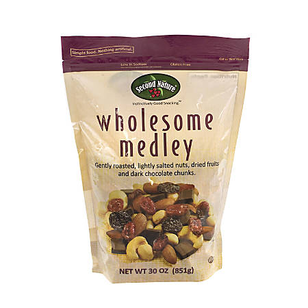 Second Nature Wholesome Medley, 30 oz