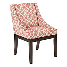 Ave Six Monarch Wingback Chair Mist