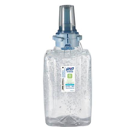 Purell® ADX Advanced Green Certified Gel Instant Hand Sanitizer, 1.2 Liters
