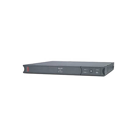 APC Smart-UPS SC 450VA Rackmount/Tower - 450VA/280W - 5.9 Minute Full Load - 4 x NEMA 5-15R