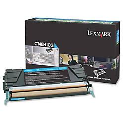 Lexmark Toner Cartridge Laser High Yield