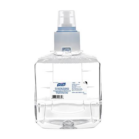 Purell® LTX Advanced Skin Nourishing Instant Hand Sanitizer Foam, 1200 mL