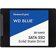 Western Digital Blue 3D NAND 2TB