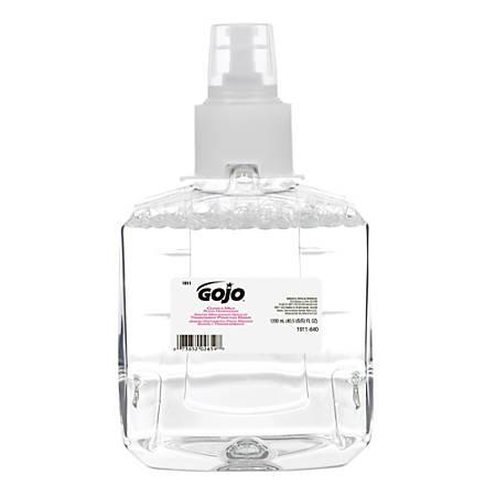 GOJO® Clear & Mild Foam Handwash, 1200 mL