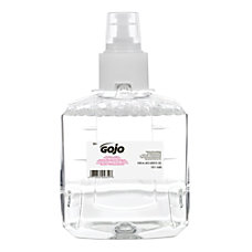 GOJO Clear Mild Foam Handwash 1200