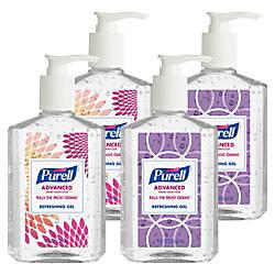 Purell Advanced Hand Sanitizer Gel 8
