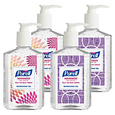 Purell Advanced Hand Sanitizer Gel 8