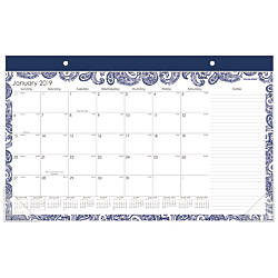 AT A GLANCE Paige Compact Monthly