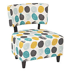 Ave Six Boulevard Chair Brushed Dot