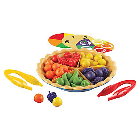 Learning Resources® Super Sorting Pie, Pre-K - Grade 3