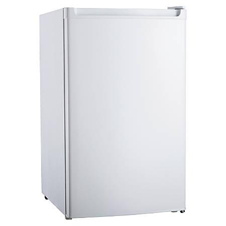 Avanti 4.4 Cu Ft Compact Refrigerator, White