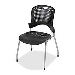 Balt Circulation Armless Stacking Chairs 34