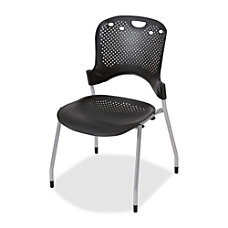 Balt Circulation Armless Stacking Chairs 34