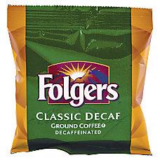 Folgers Decaffeinated Coffee 15 Oz Box