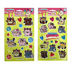 Inkology Puffy Stickers Smooshy Mushy Pack