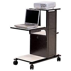 H Wilson 4 Shelf Presentation Station