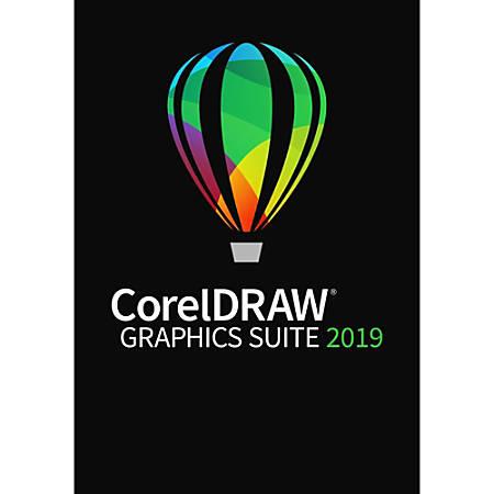 CorelDRAW Graphics Suite 2019 Upgrade (Windows)