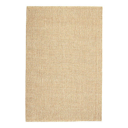 Anji Mountain Zatar Wool And Jute Rug, 2' x 3', Natural/Tan