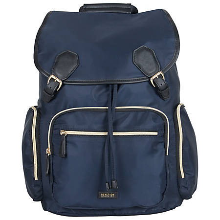 Kenneth Cole Reaction R-Tech Laptop Backpack, Navy