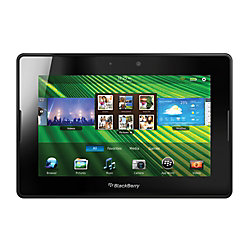 "BlackBerry® PlayBook™ Tablet, 7"" Screen, 16GB Storage, BlackBerry PlayBook OS 2.0, Black"