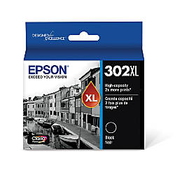 Epson T302XL020 S High Yield Black