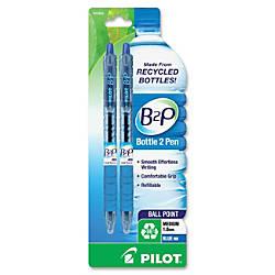 Pilot Bottle to Pen B2P B2P