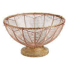Mind Reader Decorative Fruit Bowl 11