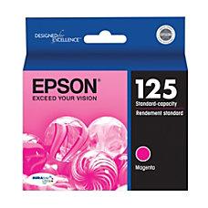 Epson 125 T125320 DuraBrite Ultra Magenta