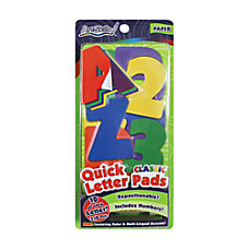 ArtSkills Quick Letters 2 12 Assorted