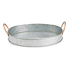 Mind Reader Oval Serving Tray 3