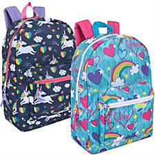 Trailmaker 17 Backpack Assorted Designs