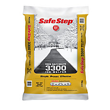 Safe Step 3300 Sodium Chloride Ice