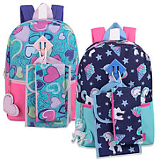 Trailmaker Girls 5 In 1 Backpack