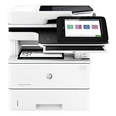 HP LaserJet Enterprise Multifunction M528c Monochrome