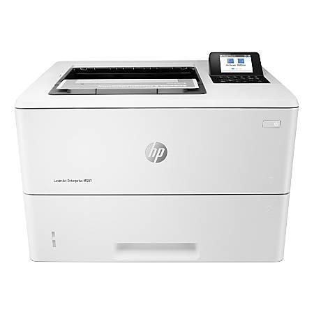 HP LaserJet Enterprise M507n Wireless Monochrome Laser Printer (1PV86A)