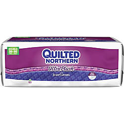 Quilted Northern UltraPlush Tissue 3 Ply
