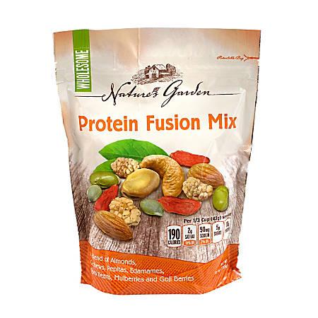 Nature's Garden Protein Fusion Mix, 26 Oz
