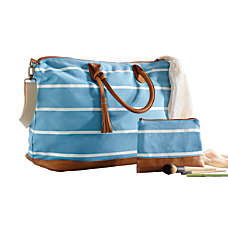 GNBI 2 Piece Travel Set BlueWhite