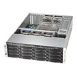 Supermicro SuperChassis SC836BE26 R1K28B System Cabinet
