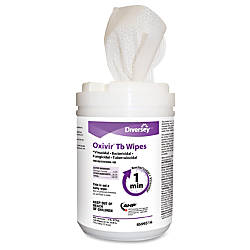 Diversey Oxivir Tb Wipes Wipe Characteristic