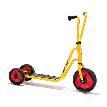 """Winther 3-Wheel Scooter, Multicolor, 13""""H x 10 1/4""""W x 28 15/16""""D"""