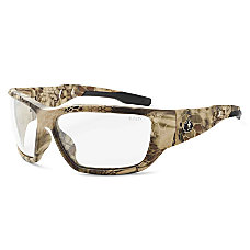 Ergodyne Skullerz Safety Glasses Baldr Kryptek