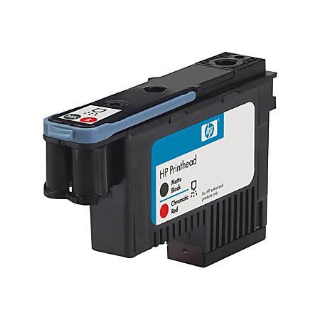 HP 73 - Matte black, chromatic red - printhead - for DesignJet Z3200, Z3200ps
