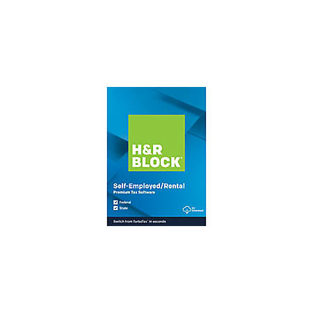 H&R Block® 2019, Premium, For PC, Download