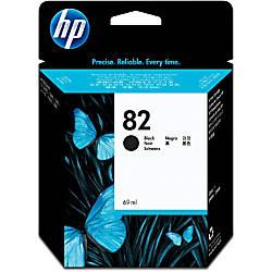 HP 82 Original Ink Cartridge Single